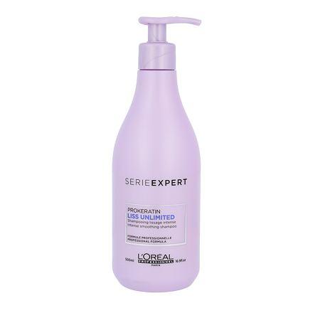 L´Oréal Professionnel Série Expert Liss Unlimited šampon pro uhlazení nepoddajných vlasů 500 ml pro
