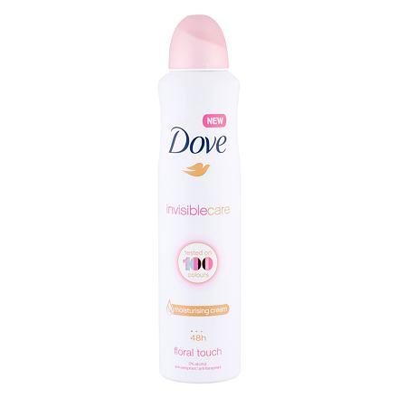 Dove Invisible Care antiperspirant nezanechávající bílé stopy 250 ml pro ženy