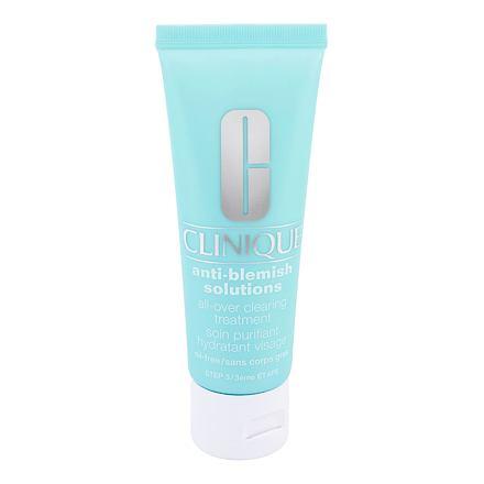 Clinique Anti-Blemish Solutions Formule SOS denní pleťový krém na všechny typy pleti 50 ml pro ženy