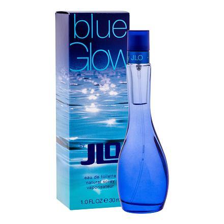 Jennifer Lopez Blue Glow toaletní voda 30 ml pro ženy
