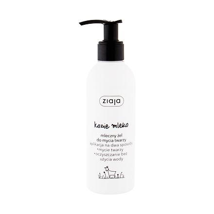 Ziaja Goat´s Milk pleťový čisticí gel 200 ml pro ženy