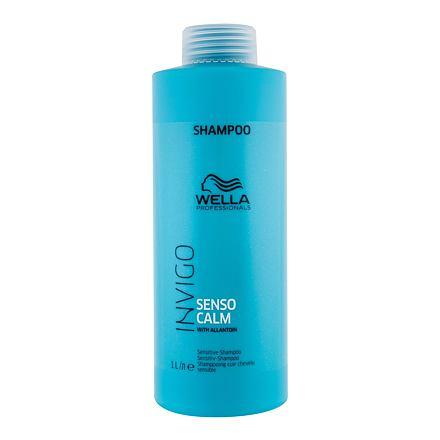 Wella Professionals Invigo Senso Calm šampon pro citlivou pokožku hlavy 1000 ml pro ženy