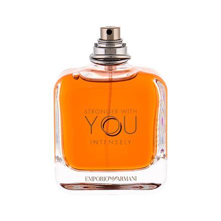 Giorgio Armani Emporio Armani Stronger With You Intensely parfémovaná voda 100 ml Tester pro muže