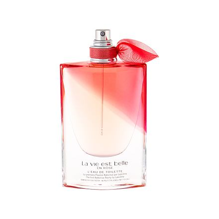 Lancôme La Vie Est Belle En Rose toaletní voda 50 ml Tester pro ženy