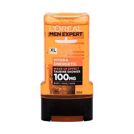 L´Oréal Paris Men Expert Hydra Energetic energizující sprchový gel 300 ml pro muže