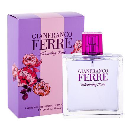 Gianfranco Ferré Blooming Rose toaletní voda 100 ml pro ženy