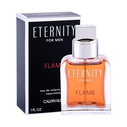 Calvin Klein Eternity Flame toaletní voda 30 ml pro muže