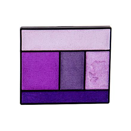 Lancôme Color Design paletka hladkých očních stínů 4g g odstín 300 Amethyst Glam Tester pro ženy