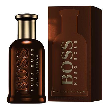 HUGO BOSS Boss Bottled Oud Saffron parfémovaná voda 100 ml pro muže