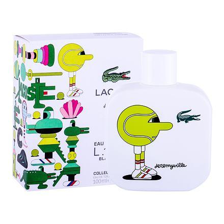 Lacoste Eau de Lacoste L.12.12 Blanc x Jeremyville toaletní voda 100 ml pro muže
