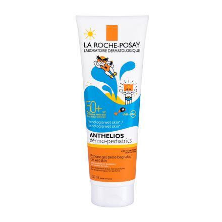 La Roche-Posay Anthelios Dermo-Pediatrics ochranné gelové mléko pro citlivou pokožku dětí SPF50+ 250 ml pro děti