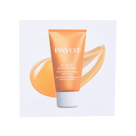 PAYOT My Payot Sleeping Pack noční pleťová maska pro rozjasnění 2 ml pro ženy
