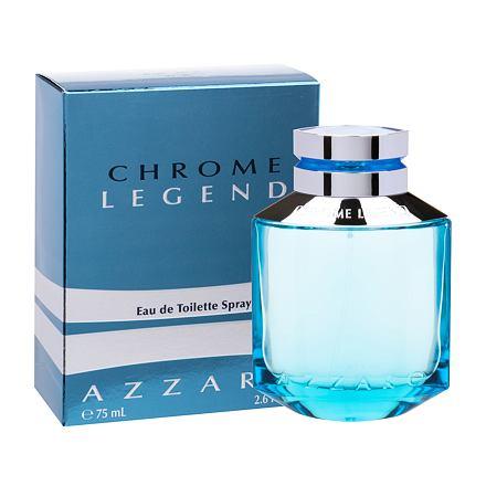 Azzaro Chrome Legend toaletní voda 75 ml pro muže