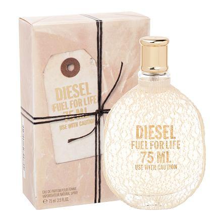 Diesel Fuel For Life Femme parfémovaná voda 75 ml pro ženy