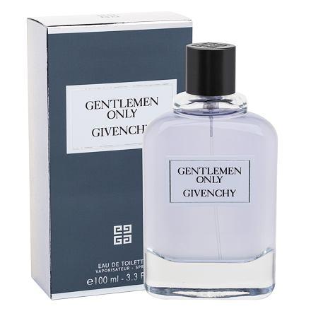 Givenchy Gentlemen Only toaletní voda 100 ml pro muže