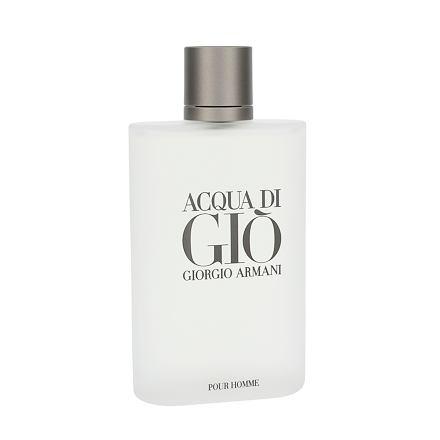 Giorgio Armani Acqua di Gio Pour Homme toaletní voda 200 ml pro muže