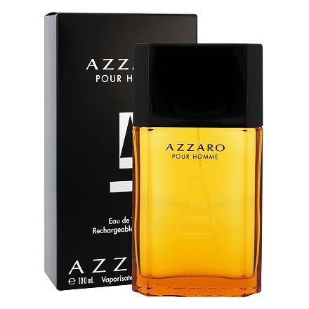 Azzaro Azzaro Pour Homme toaletní voda naplnitelný 100 ml pro muže