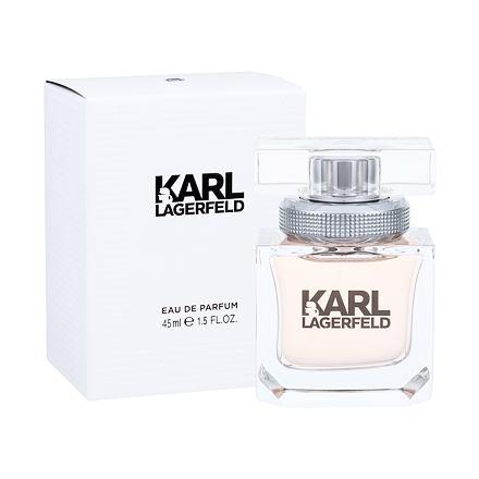 Karl Lagerfeld Karl Lagerfeld For Her parfémovaná voda 45 ml pro ženy