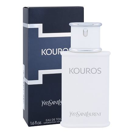 Yves Saint Laurent Kouros toaletní voda 50 ml pro muže