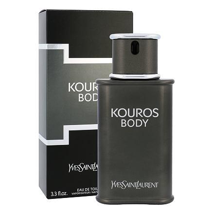 Yves Saint Laurent Body Kouros toaletní voda 100 ml pro muže