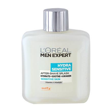 L´Oréal Paris Men Expert Hydra Sensitive voda po holení pro citlivou pleť 100 ml pro muže
