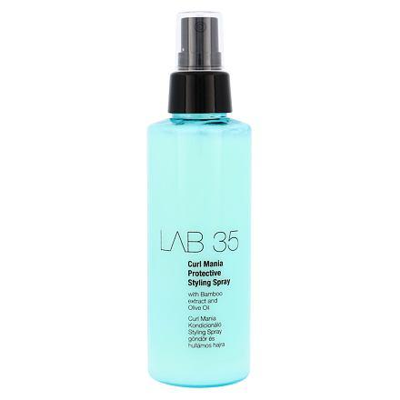 Kallos Cosmetics Lab 35 Curl Mania stylingový sprej pro podporu vln 150 ml pro ženy