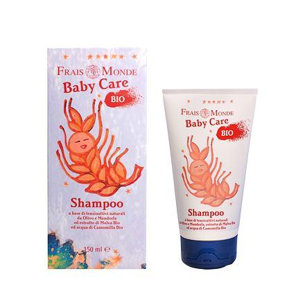 Frais Monde Baby Care jemný šampon na vlasy 150 ml pro děti