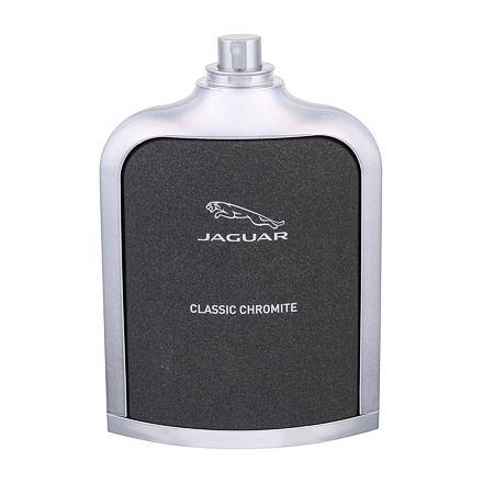 Jaguar Classic Chromite toaletní voda 100 ml Tester pro muže