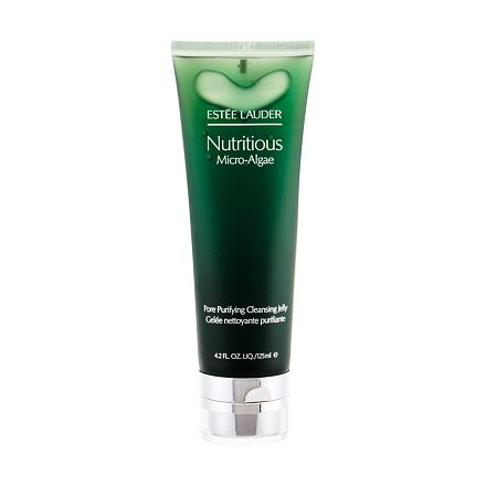 Estée Lauder Nutritious Micro-Algae čisticí gel pro svěží pleť 125 ml pro ženy