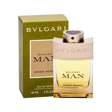 Bvlgari MAN Wood Neroli parfémovaná voda 60 ml pro muže