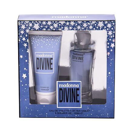 Madonna Nudes 1979 Divine sada toaletní voda 50 ml + sprchový gel 100 ml pro ženy
