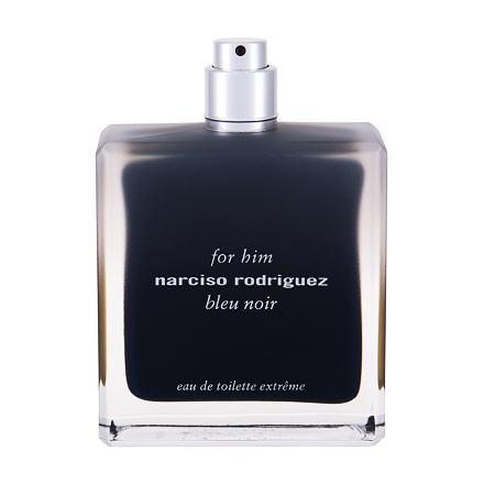 Narciso Rodriguez For Him Bleu Noir Extreme toaletní voda 100 ml Tester pro muže