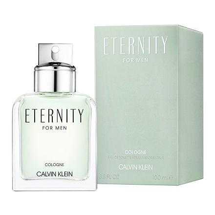 Calvin Klein Eternity Cologne toaletní voda 100 ml pro muže