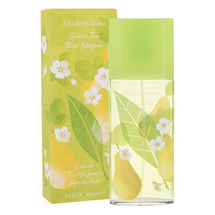 Elizabeth Arden Green Tea Pear Blossom toaletní voda 100 ml pro ženy