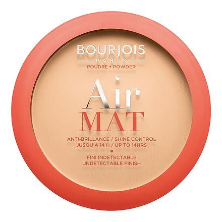 BOURJOIS Paris Air Mat kompaktní matující pudr 10 g odstín 02 Light Beige