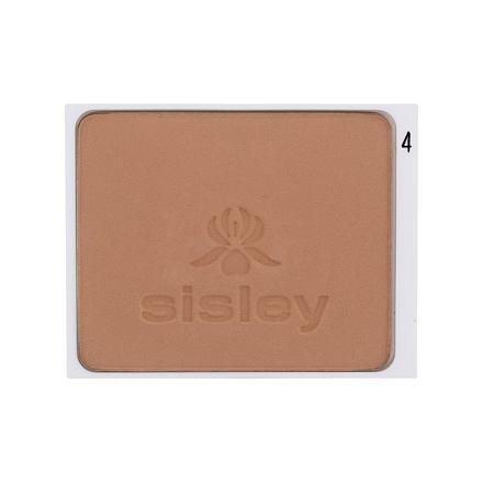 Sisley Phyto-Teint Éclat Compact kompaktní make-up 10 g odstín 4 Honey Tester