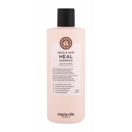 Maria Nila Head & Hair Heal šampon proti lupům 350 ml pro ženy