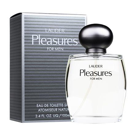 Estée Lauder Pleasures For Men kolínská voda 100 ml pro muže
