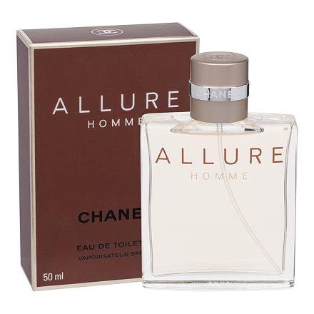 Chanel Allure Homme toaletní voda 50 ml pro muže