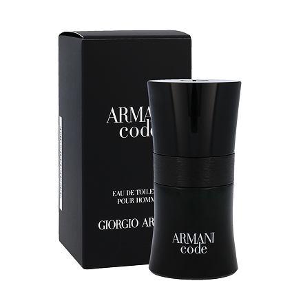 Giorgio Armani Armani Code Pour Homme toaletní voda 30 ml pro muže