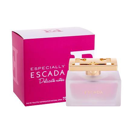 ESCADA Especially Escada Delicate Notes toaletní voda 75 ml pro ženy