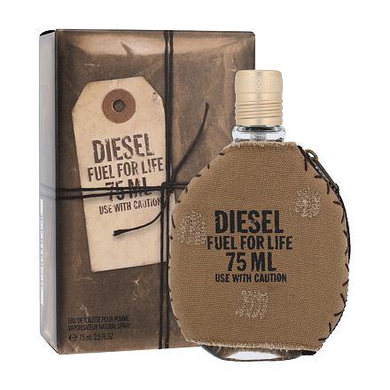 Diesel Fuel For Life Homme toaletní voda 75 ml pro muže