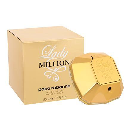 Paco Rabanne Lady Million parfémovaná voda 50 ml pro ženy