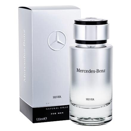 Mercedes-Benz Mercedes-Benz Silver toaletní voda 120 ml pro muže