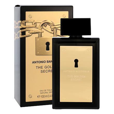 Antonio Banderas The Golden Secret toaletní voda 100 ml pro muže