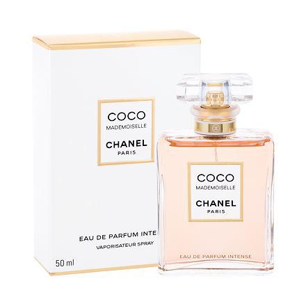 Chanel Coco Mademoiselle Intense parfémovaná voda 50 ml pro ženy