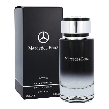 Mercedes-Benz Mercedes-Benz Intense toaletní voda 120 ml pro muže