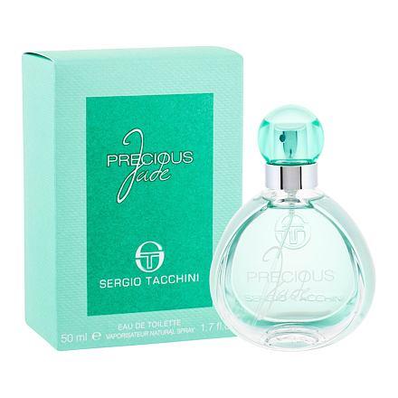 Sergio Tacchini Precious Jade toaletní voda 50 ml pro ženy