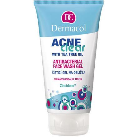 Dermacol AcneClear Antibacterial čisticí gel na problematickou pleť 150 ml pro ženy