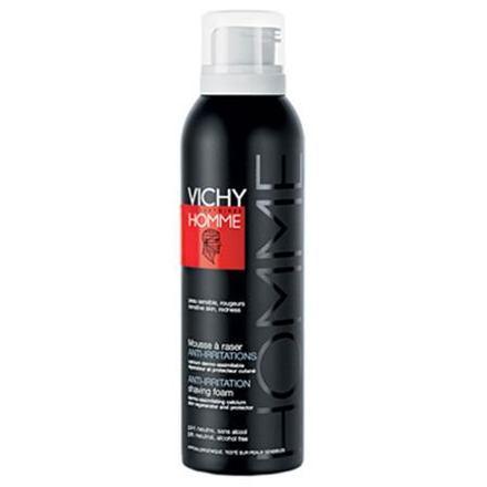 Vichy Homme pěna na holení 200 ml pro muže